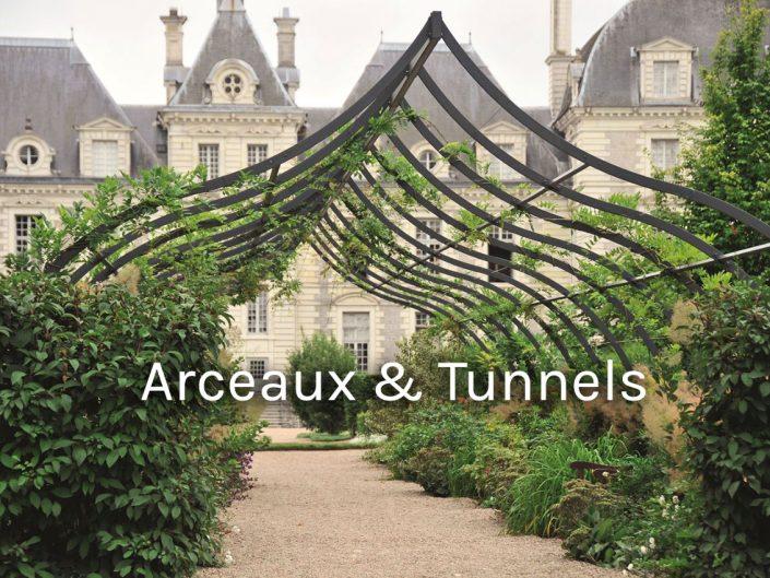 arceaux et tunnels